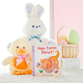 Easter Basket: Books & Toys
