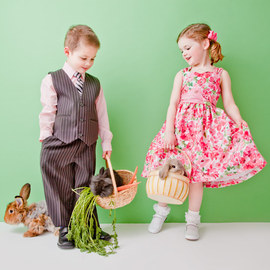 Easter Outfits: Fancy Kids' Apparel