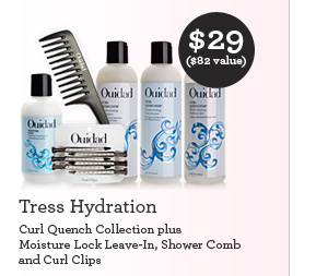 Tress Hydration - $29