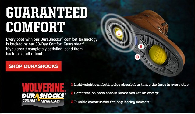 Guaranteed Comfort
