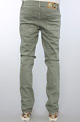 The Tight Fit Jeans in Slate Grey