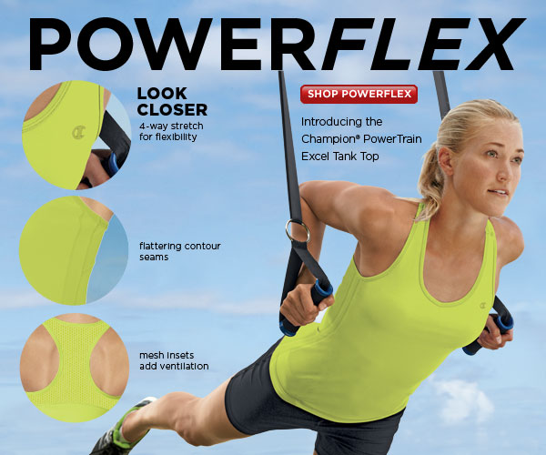 SHOP PowerFlex Technology for Women