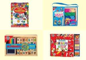 Arts, Crafts & Hobby Kits