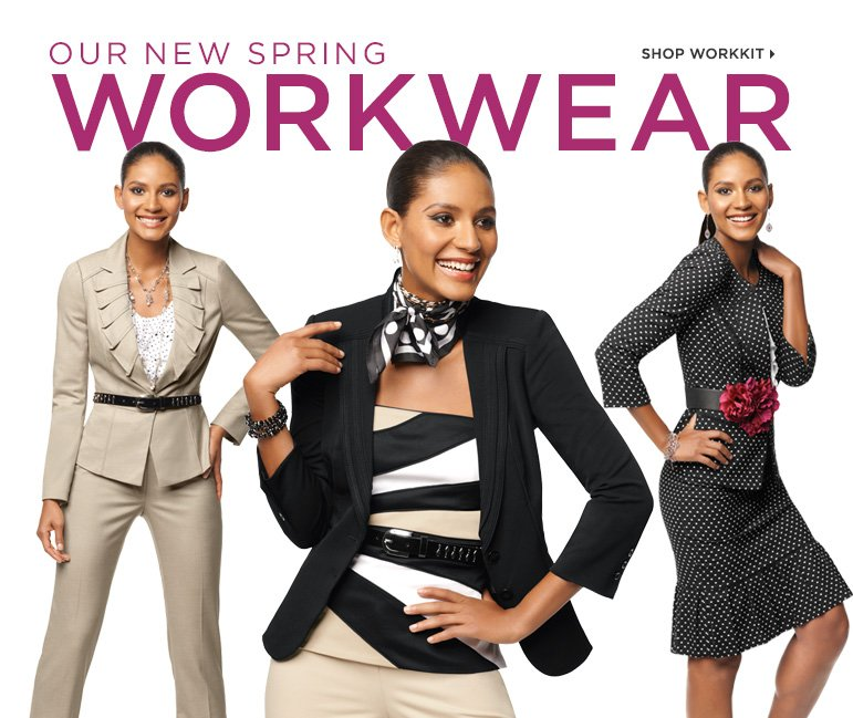 Our New Spring Workwear! Shop Workkit