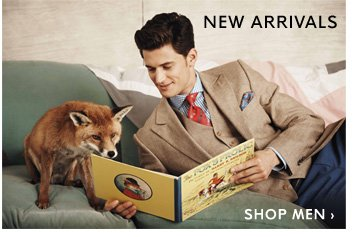 NEW ARRIVALS - FOR MEN