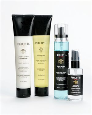 Philip B. Hair Care Set
