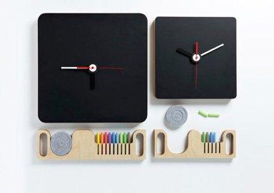 Shop Home Decor: Mod Clocks, Rugs & More