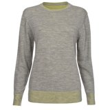 Paul Smith Knitwear - Grey Marl Reversible Jumper