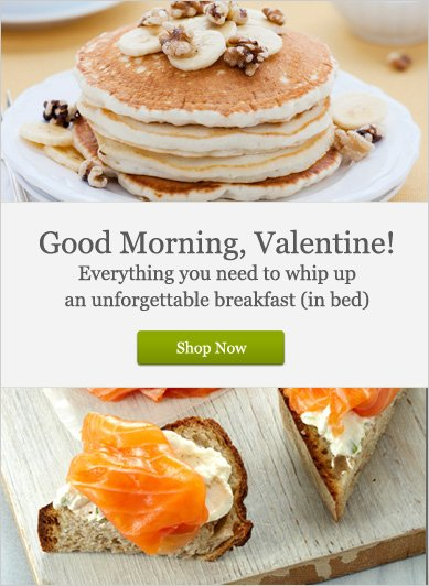Good Morning, Valentine! - Shop Now