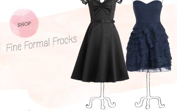 Shop Formal Frocks