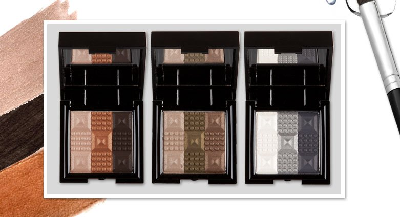 with new stay all day 3d wet to set eyeshadow trios