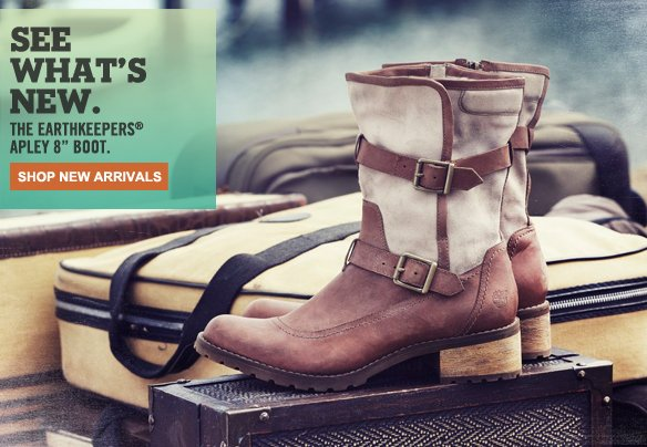 "See what's new. The Earthkeepers® Apley 8"" Boot. Shop New Arrivals"