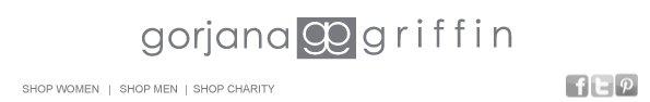 gorjana & griffin | Header