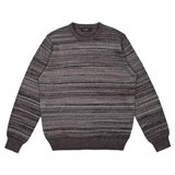 Paul Smith Knitwear - Brown Space-Dyed Jumper