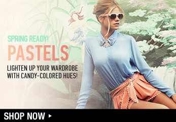Spring-Ready Pastels - Shop Now