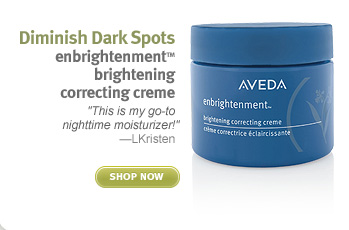 Diminish Dark Spots enbrightenmentTM brightening correcting creme. shop now.