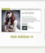 hair advisor.