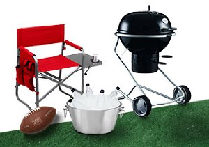 Game Time: Outdoor Seating & Entertaining