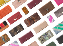 Just Add Color Bold Wallets, Makeup Cases, & More
