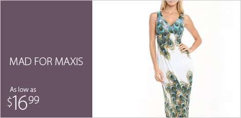 Mad For Maxis