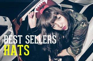 Best Sellers: Hats