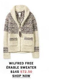 Erable Sweater