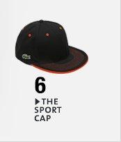 » THE SPORT CAP