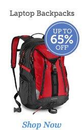 Shop Laptop Backpacks >