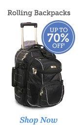 Shop Rolling Backpacks >