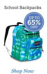 Shop School Backpacks >