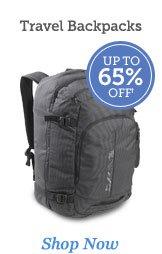 Shop Travel Backpacks >