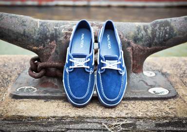 Shop Spring Staple: Boat Shoes by Nautica