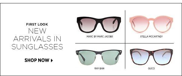 Shop Standout Sunglasses >>