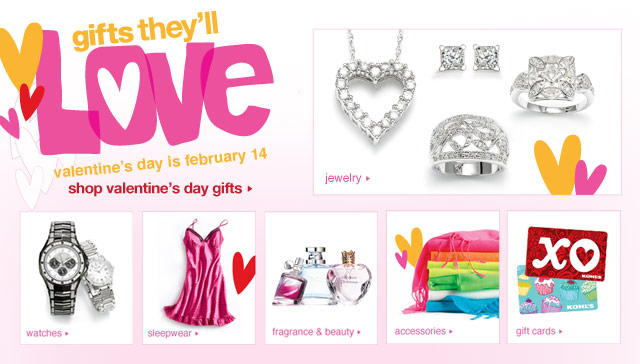 Gifts they'll LOVE! Valentine's Day is February 14.