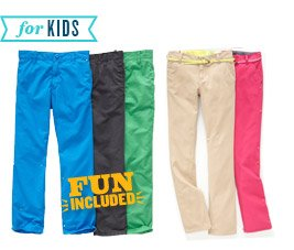 for KIDS | FUN INCLUDED