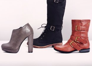 Boot Blowout: $35 & Under