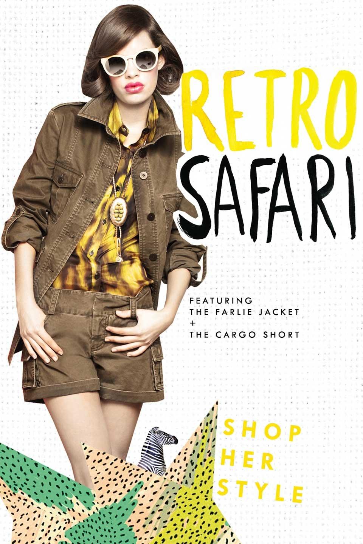 Retro Safari