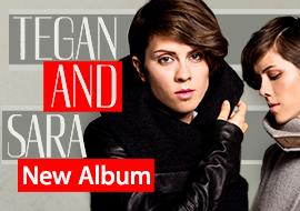 Tegan and Sara - New Album