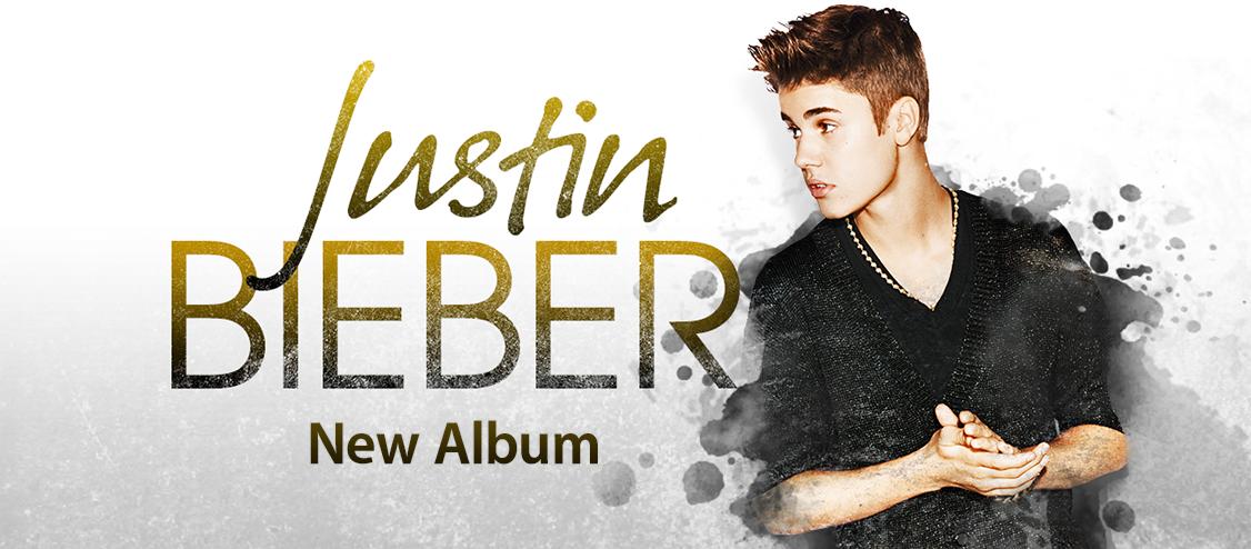 Justin Bieber - New Album