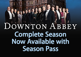 Downton Abbey - Complete Season Now Available with Season Pass
