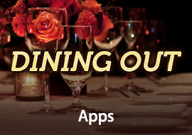 Dining Out - Apps