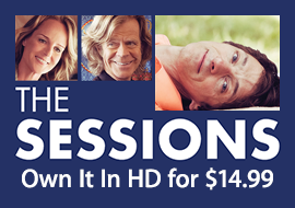 The Sessions - Own It In HD for $14.99