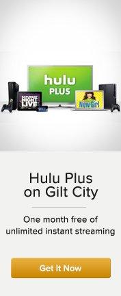Hulu Plus - Get Now