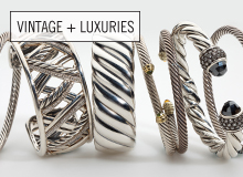 David Yurman Estate Jewelry Gifts for Her
