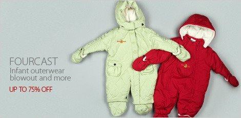 Fourcast Infant Outerwear Blowout
