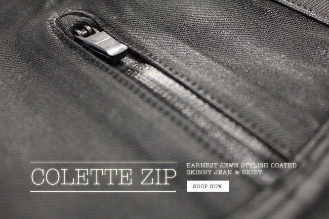 The Colette Zip - Shop Now
