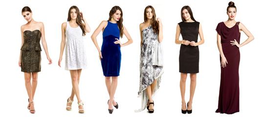 It's a Match: Dresses by Personality