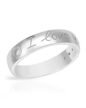 MORGAN DE TOI Ladies Ring Designed In 925 Sterling Silver