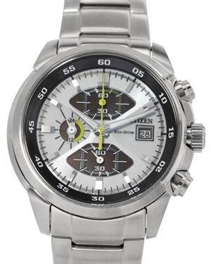 Citizen Eco-Drive Chronograph Men's Watch, 10/10 Condition