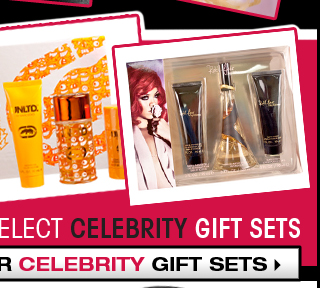 Buy 1 Get 1 $9.99 On Select Celebrity Gift Sets
